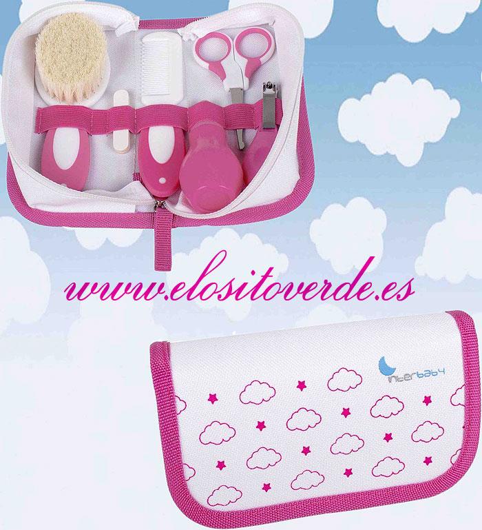 01443754b Neceser de cuidados bebé set manicura e higiene Fucsia (2).jpg