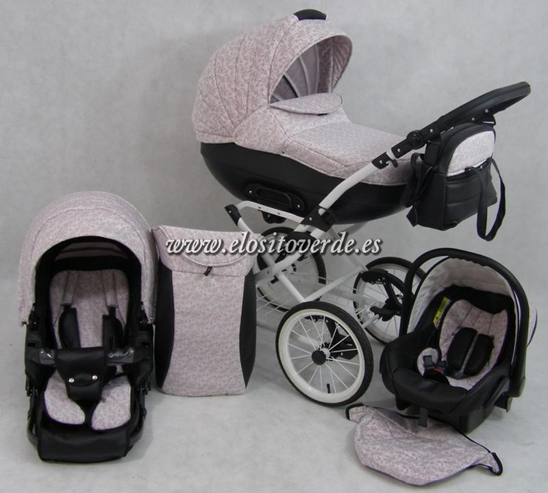 Carritos Clásicos Bebé