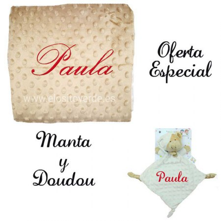 Manta-topitos-+-doudou-Came