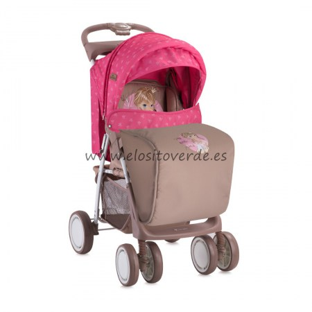 Silla de paseo Foxy Princess (Copiar)