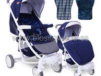 S300 silla ligera de paseo  Azul marino 2020