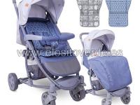 S300 gris vaquero silla de paseo 2020