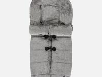 Saco universal textil mayoral gris