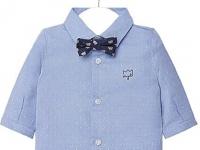 Camisa Parita Ositos Mayoral Azul