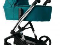 iBebe Sistema iStop Carro de bebé Serie Cromado 4 colores