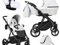 Lazzio kunert cochecito de bebé 2 o 3 en 1 Blanco ECO