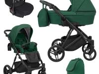Lazzio kunert cochecito de bebé Emerald 2 o 3 en 1