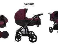 Mommy Classic Babyactive Plum 2 o 3 en 1