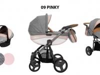 Mommy Classic Babyactive Pinky 2 o 3 en 1