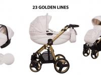 Mommy Classic Babyactive Blanco Gold 2 o 3 en 1