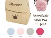 Mochila Polipiel Carrito Guarde Colores