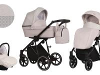 Molto Kunert Carro de bebé 3 en 1 beige