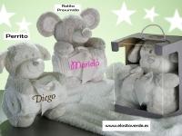 Perrito o Ratita presumida  Manta polar  personalizada nombre