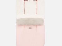 Saco mixto poli piel universal rosa