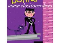 Gatita Bonita Catwoman Niña colchoneta silla paseo verano reversible