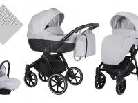 Talisman 3 en 1 carro de bebé 2021 gris
