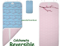 Almendro Colchoneta Reversible