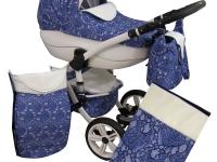 Lokko Árida Azul 04 carro de bebe 3 en 1 2019