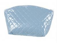 Neceser plastificado Azul celeste Bebé