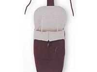 Saco de silla POlar o borreguito Marrón