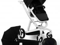 iBebe Sistema iStop Carro de bebé Serie Black