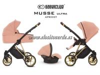Musse ultra Babyactive carro de bebé colores a elegir