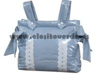 Panera classic piqué azul