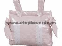 Panera classic piqué rosa
