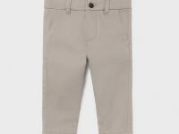 Pantalón largo chino Mayoral Gris
