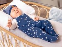 Pelele ositos marino ECOFRIENDS gorro recién nacido niño