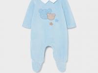Pijama punto recién nacido niño mayoral ositos
