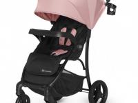 Cruiser silla de paseo kinderkraft rosa