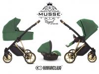 Musse Esmerald verde Babyactive carro de bebé